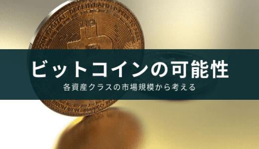 市場規模からみるビットコインの可能性。将来性はあるのか?